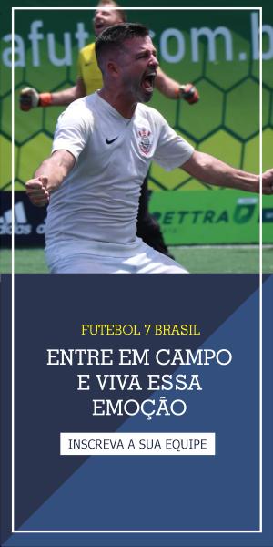Futebol 7 Brasil - Inscreva a sua equipe