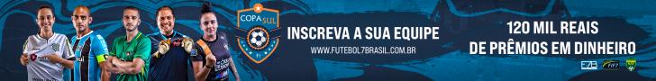 Copa Sul 2021 posicao 2