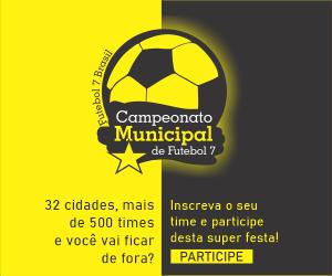 Campeonato Municipal 2020 - Adulto