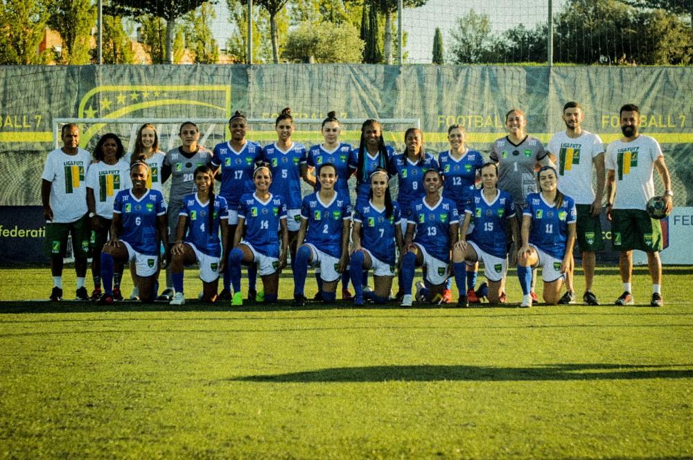 Equipes brasileiras pelo Mundo
