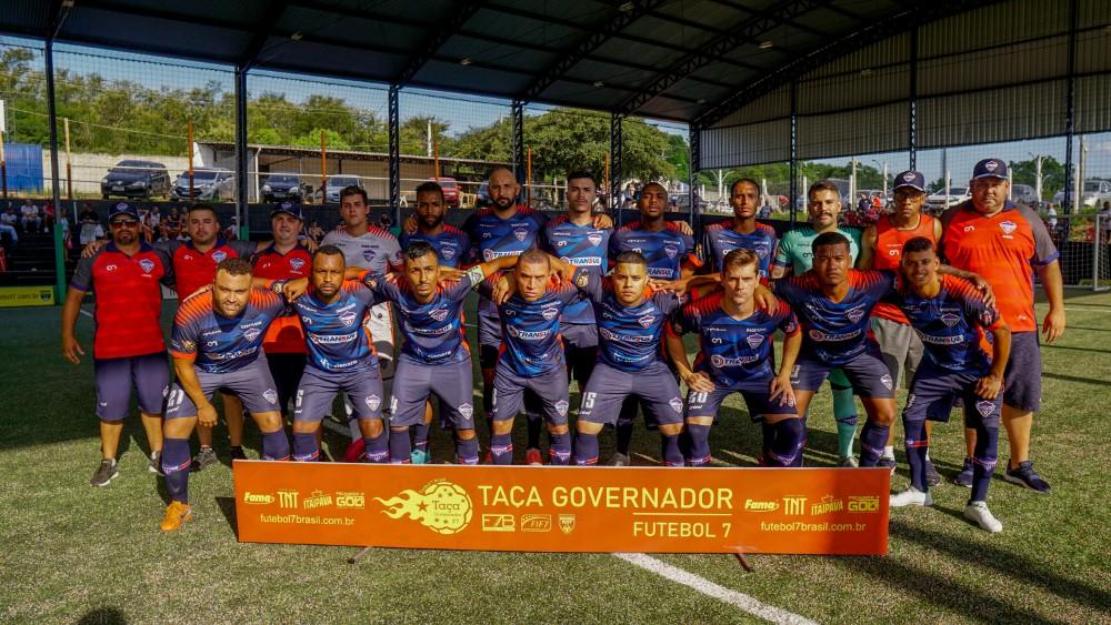 Equipes Taça Governador (2020)