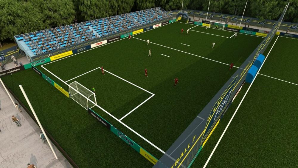 Russos apresentaram o projeto da Cidade da Copa, que abrigará os jogos da Copa do Mundo 2020 em Moscou