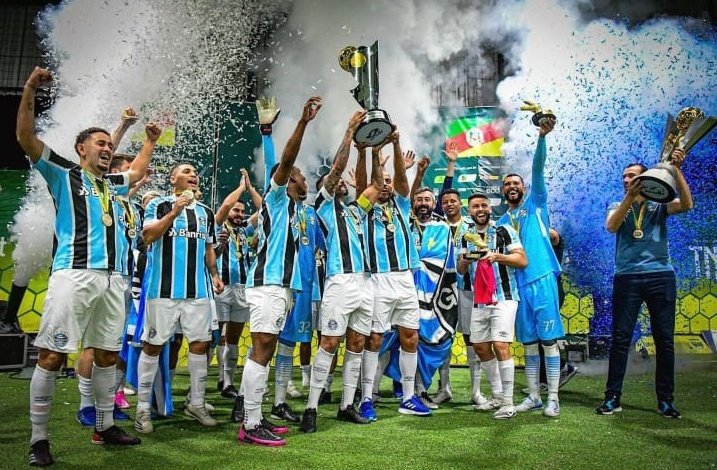 Foto: Luciano Maciel / Grêmio Fut7