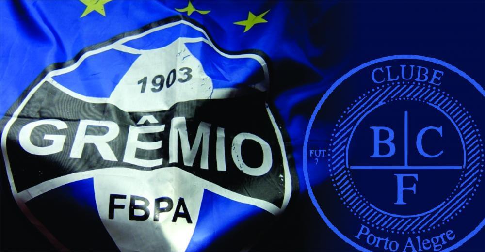 Grêmio/BFC para o crescimento do futebol 7 gaúcho