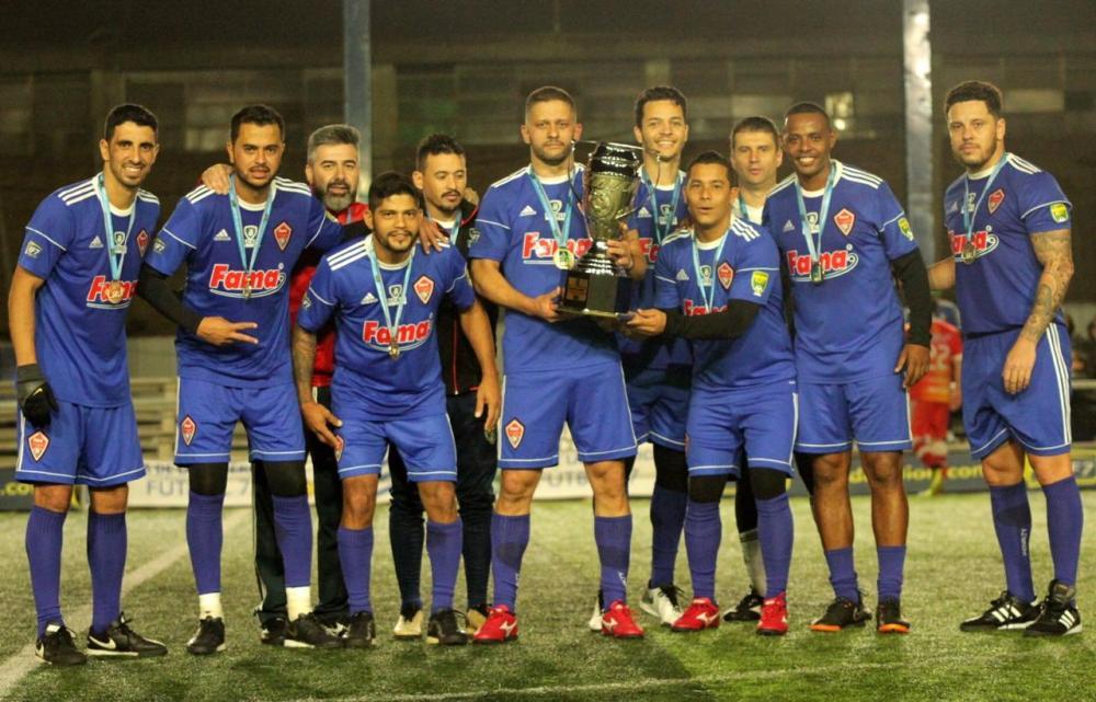 FAMA / Apucarana (PR) campeão da América 2019 no Uruguai