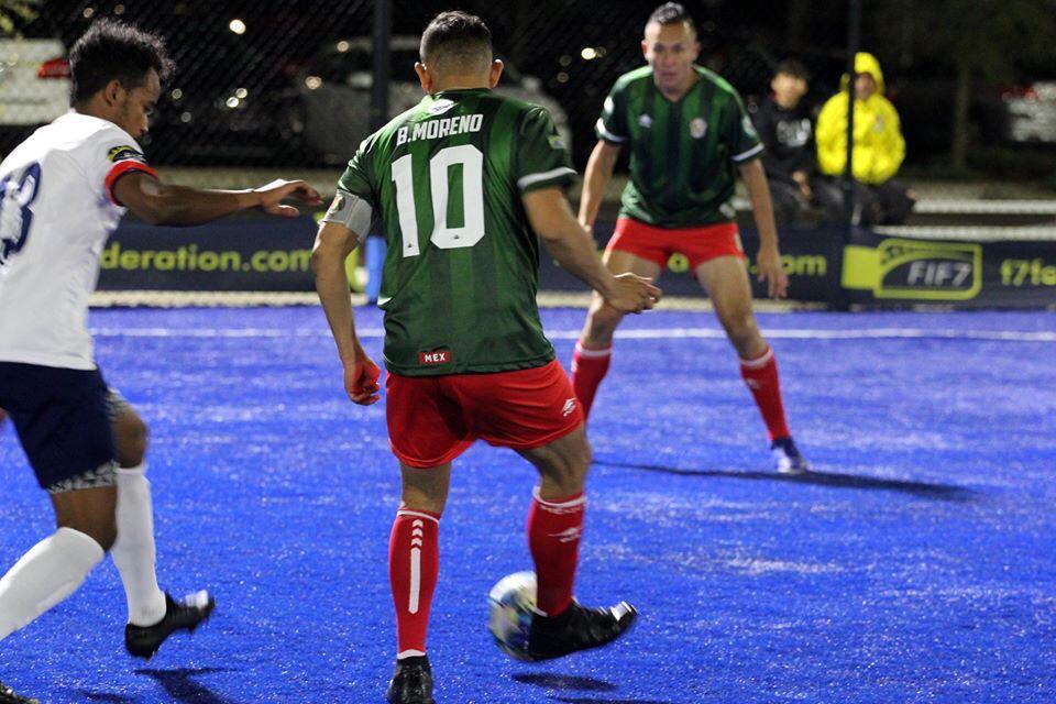 Bogar Moreno e Hugo Rodrigues lideram renovação mexicana.