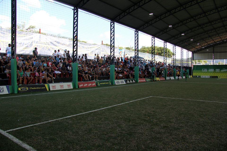 Futebol 7 Brasil segue investindo no Rio Grande do Sul