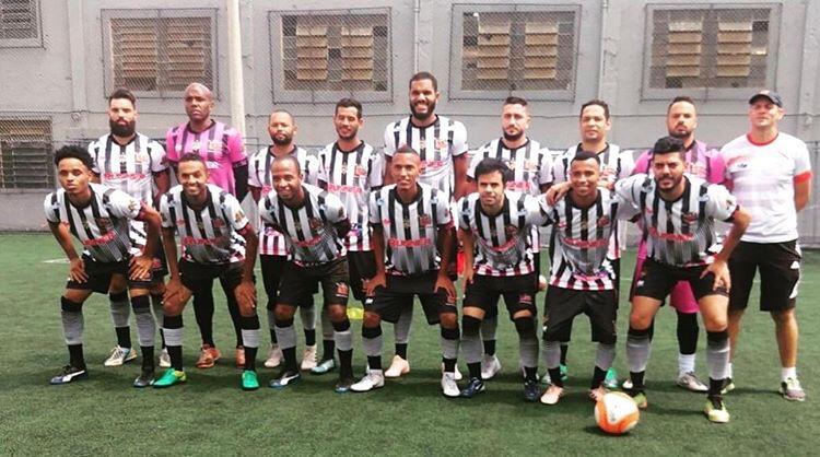 Galo de Ouro / Mogi das Cruzes (SP) é o representante da cidade na elite do futebol 7 paulista e brasileiro