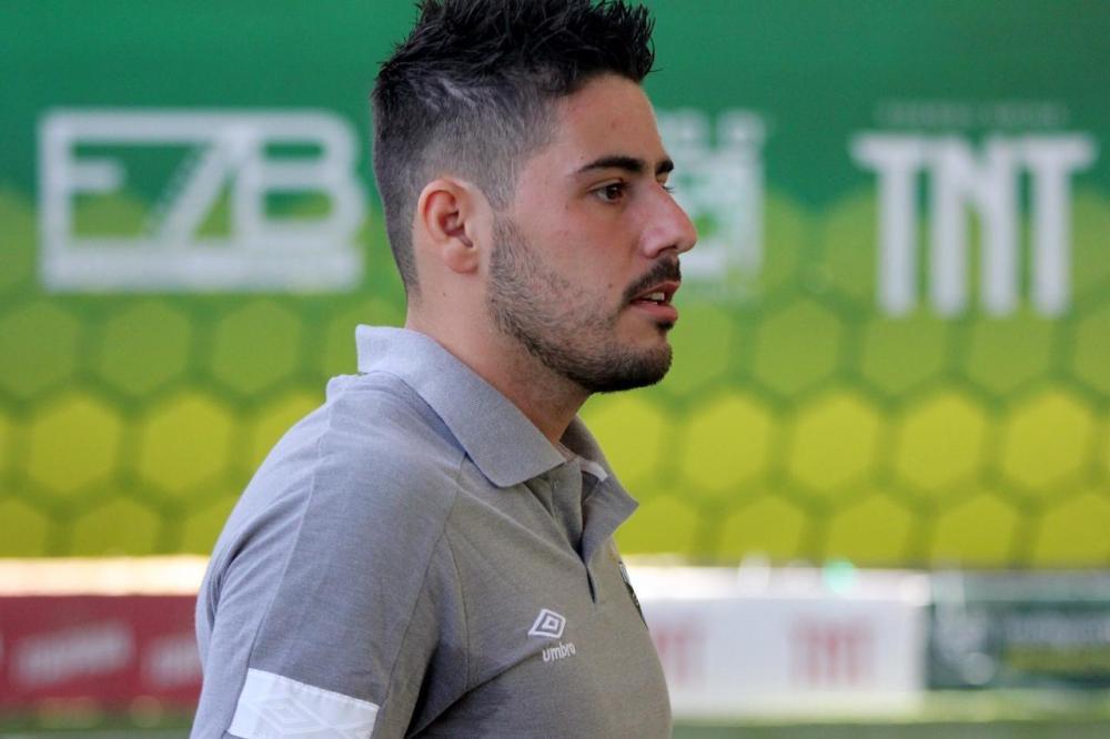 João Gayer estará na Copa América 2020