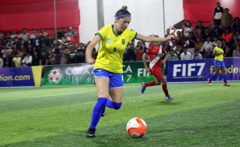 JOGO HISTÓRICO – COPA AMÉRICA FEM 2018 - Brasil x Peru (Final)
