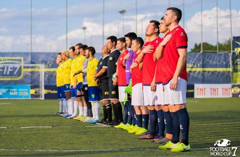 JOGO HISTÓRICO – COPA DO MUNDO MASC 2019 - Brasil x Chile – (Terceiro lugar)